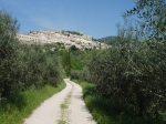 Assisi weg zu A